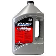 QUICKSILVER OLIO 2-STROKE PREMIUM TC-W3    4LT
