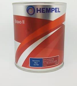 HEMPEL BRAVO II AZZURRO 750ml