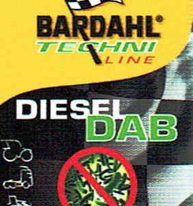 BARDAHL DIESEL DAB ANTIBATTERICO 1lt