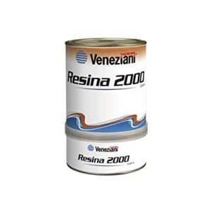 RESINA 2000 A+B  0,750lt