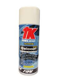 GELCOAT SPRAY 40.304 WHITE