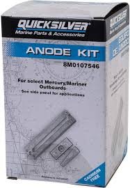 MERCURY KIT ANODI 8M0107546