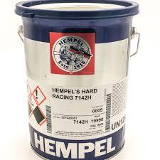 HEMPEL HARD RACING AZZURRO 5LT
